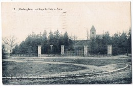 Auderghem Anderghem Oudergem Chapelle Sainte Anne Ste (7) - Auderghem - Oudergem