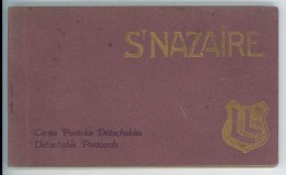 44 - SAINT NAZAIRE (carnet De 19 Cartes) - Saint Nazaire