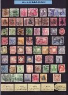 Lot Timbres Du Monde Avant Année 1900 (cote +- 2250 €) - Stamps