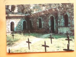 V09-83-B-var--monastere De Bethleem-ancienne Chartreuse De La Verne-collobrieres--le Cimetiere Monastique-- - Collobrieres