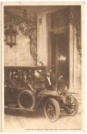 BRUXELLES  -- La Rentrée Du Bourgmestre Max Parmi Ses Concitoyens Le 17 Nov.18 Automobile Ancien - Feesten En Evenementen