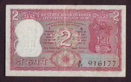 INDIA - 2 Rupees - 1970 - Indien