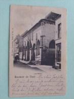 Les Halles - Souvenir De Diest ( Série 37 - N° 14) Anno 1900 ( Zie Foto Details ) !! - Diest