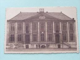 Stadhuis - Hôtel De Ville ( A Hebbelynck ) Anno 19?? ( Zie Foto Details ) !! - Diest