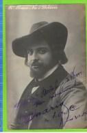 Mario �Vie de Boh�me� 1913 autographe