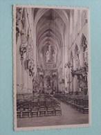 Algemeen Middenzicht St. Sulpicius Kerk ( A Hebbelynck ) Anno 1948 ( Zie Foto Details ) !! - Diest