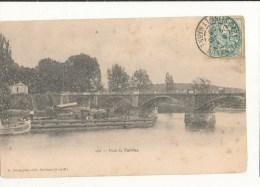 77 VALVINS LE PONT AVEC PENICHES - Frankreich