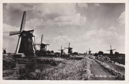 Holanda--Zuid Holand--Kinderdijk--Molens-- - Molinos De Viento