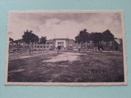 """De Kazerne """" Majoor Blairon """" Het Oefenplein Met Ingang () Anno 1954 ( Zie Foto Details ) !! - Turnhout"""