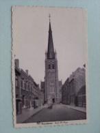 Kerk H. Hart ( Albert ) Anno 19?? ( Zie Foto Details ) !! - Turnhout