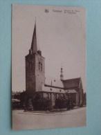 St. Pieterskerk ( J Cornet ) Anno 1933 ( Zie Foto Details ) !! - Turnhout