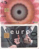 Nederland 2002-2005 Eurocult 10 Gld  / Daniellekwaaitaal € 5,- - Nederland