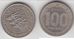 **** CAMEROUN - CAMEROON - 100 FRANCS 1967 **** EN ACHAT IMMEDIAT !!! - Cameroon