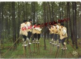 40 - SOUSTONS - LA LANDE - GROUPE LANDAIS  LOUS CADETOUNS - LES ECHASSIERS SOUSTONNAIS - Soustons