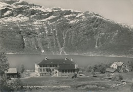 CPSM NORVEGE NORGE - Hardanger Folkehogskule - Lofthus, Uliensvang