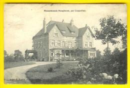 HAEZELDONCK HOOGBOOM Par CAPPELLEN 1909 KAPELLEN VILLA CHATEAU Photo F Hoelen      V52 - Kapellen