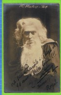 E Martiny Baryton Op�ra Comique, in �Rip� Th�atre Royal d�Anvers 1912-1913  Autographe