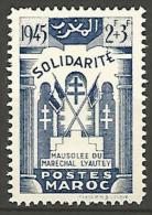MAROC N° 239 NEUF* TTB - Morocco (1891-1956)