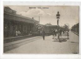 6945 QUIEVRAIN Gare Train TOP