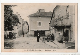 47 - MONTAUT . LA PLACE - Réf. N°8098 - - France