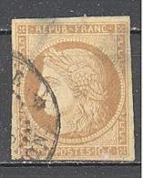 Colonies Générales: Yvert N° 11°; Cote 150.00 €;  Clair; Voir Scan - Cérès