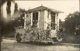 Carte Photo Bonnétable ? Photographe Dumont 12 Juin 1927 - Bonnetable