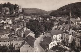 Luxemburgo--Larochette--1950--Vue Generale--Grand Hotel--Baloon--Larochette  Pour  Belgica - Larochette