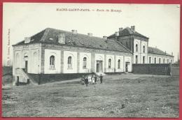 Haine-Saint-Paul - Ecole De Houssu ( Voir Verso ) - Manage
