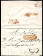Cosenza-00262c - Piego (con Testo) - 1. ...-1850 Prefilatelia