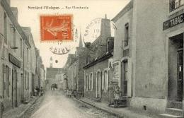 Savigné L Eveque Sarthe 72  Rue Marchande - France