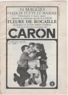1965/7  - Profumi CARON  Souvenir De Paris  -  2  P.  Pubblicità Cm. 13,5 X 18,5 - Altri