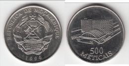 **** MOZAMBIQUE - PORTUGAL - 500 METICAIS 1994 **** EN ACHAT IMMEDIAT !!! - Mozambique