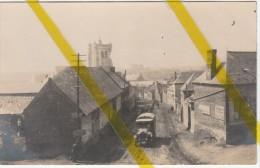 80 SOMME CAIX Canton De  ROSIERES EN SANTERRE  CARTE PHOTO ALLEMANDE MILITARIA 1914/1918 - Rosieres En Santerre