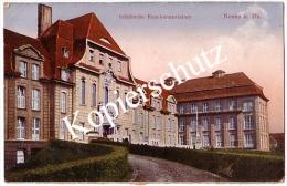 Neuss A. Rh. 1920, Städtische Krankenanstalten   (z1672) - Neuss