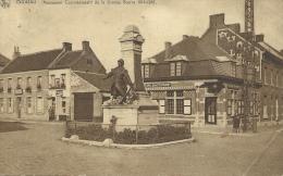 Bousu - Monument Commémoratif De La Grande Guerre 1914 -18 ( Voir Verso ) - Boussu