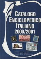 Catalogo Enciclopedico Italiano - CEI 2000/1 Antichi Stati - Colonie - Somalia - Eritrea - Italië