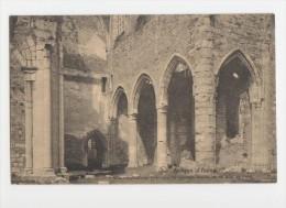 ABBAYE D´AULNE - Vue Longitudinale Intérieure Du Transept Médial Vu Du Sud Au Nord (Thuin) - Thuin