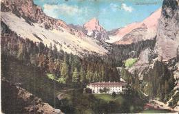 AK 0019  Halltal - Salzbergwerk / Verlag Warger Um 1909 - Hall In Tirol