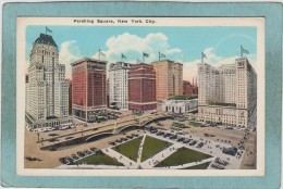 NEW  YORK  CITY  -  PERSHING  SQUARE  - - Places & Squares