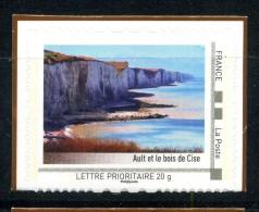 """Ault Et Le Bois De Cise . Adhésif Neuf ** . Collector """" LA PICARDIE  """" 2011 - Collectors"""