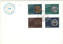 IRLANDA - IRLANDE - Ireland - EIRE - 1978 - 50th Anniversary Issue Of 1928 IRISH COINS - FDC - FDC