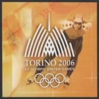 ITALY 2006 - OLYMPIC WINTER GAMES TORINO 2006 - SPEED SKATING - STICKER / AUTOCOLLANTE - Giochi Olimpici