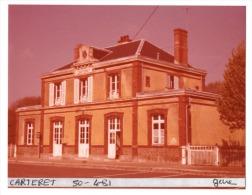 1 Photo - Gare De CARTERET - Treinen