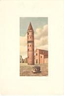 CAORLE ( VENEZIA ) IL CAMPANILE - COLLEZIONE CAMPANILI D'ITALIA - DANDOLO BELLINI -  ( 618 ) - Venezia (Venice)