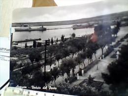 AUGUSTA IL PORTO E NAVE SHIP  CARGO   VB1951   EQ12729 - Siracusa