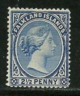 """Falkland Islands       """"Queen Victoria""""    SC# 15   Mint    SCV$ 50.00 - Falkland Islands"""
