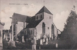 MERREY L'Eglise - France