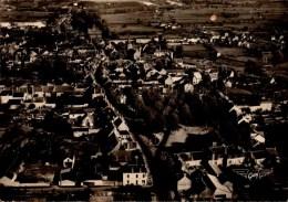 36-LA FRANCE VUE DU CIEL..ST-GAULTIER...VUE D'ENSEMBLE......CPSM GRAND FORMAT - France