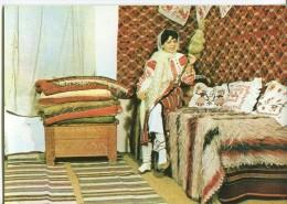 Folk Costume And Traditional Interior, Buzau - Romania
