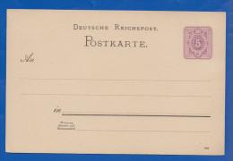 Deutschland; DR MiNr. P18; 5 Pf. Ganzsache - Ganzsachen